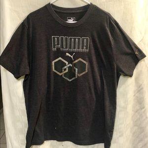 Dark Gray Puma T-Shirt